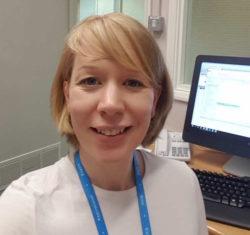 Gemma Clunie, Clinical Specialist Speech and Language Therapist