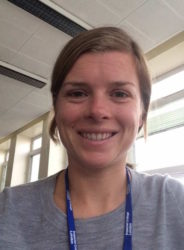Rebecca Smith, Physiotherapist